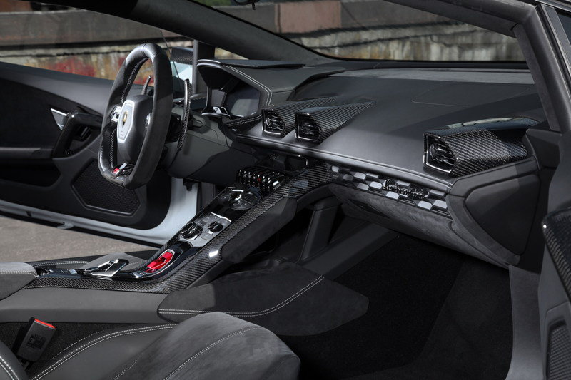 2016 Lamborghini Huracán Final Edition By Vos Performance High Resolution Interior - image 684336