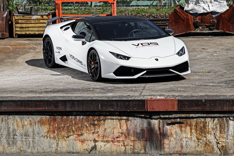 2016 Lamborghini Huracán Final Edition By Vos Performance