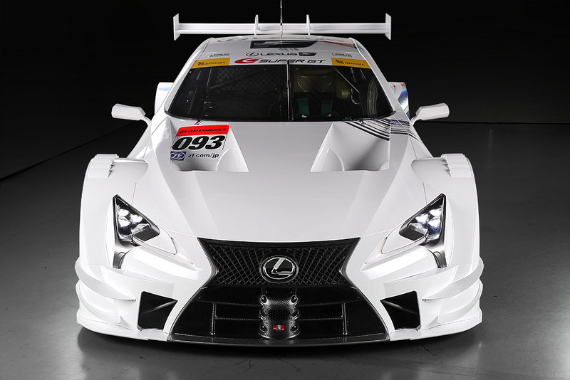 2017 Lexus LC500 Super GT500 High Resolution Exterior - image 686572