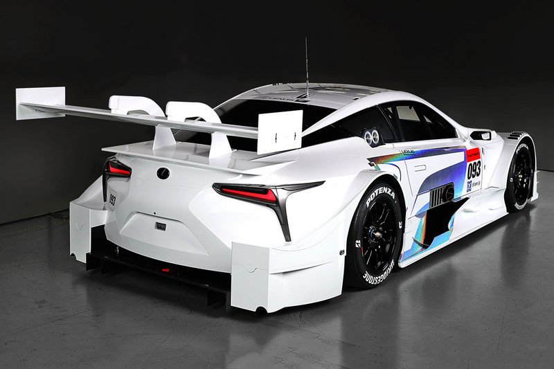 2017 Lexus LC500 Super GT500 High Resolution Exterior - image 686576