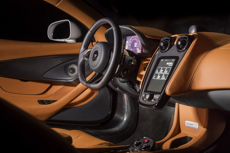 2017 McLaren 570GT by MSO Concept High Resolution Interior - image 685104