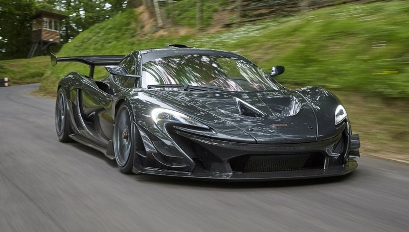 McLaren P1 LM Plans To Smash Nurburgring Lap Record