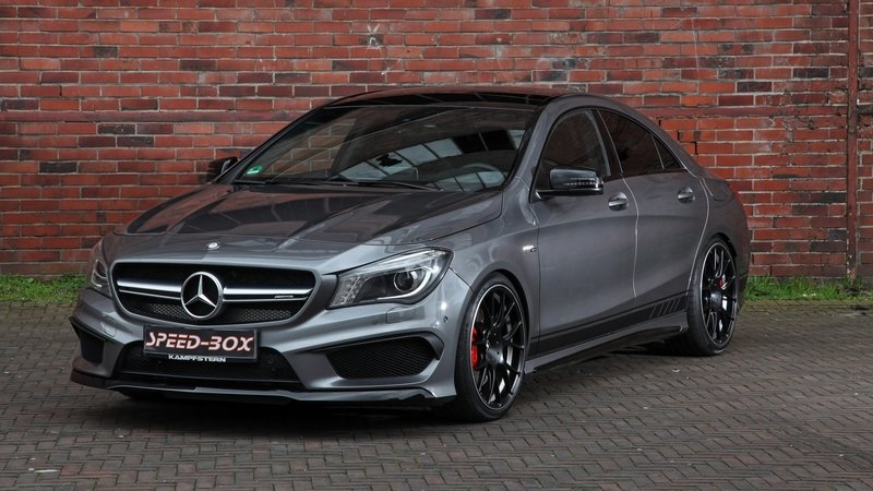 2016 Mercedes-AMG CLA45 By Schmidt Revolution