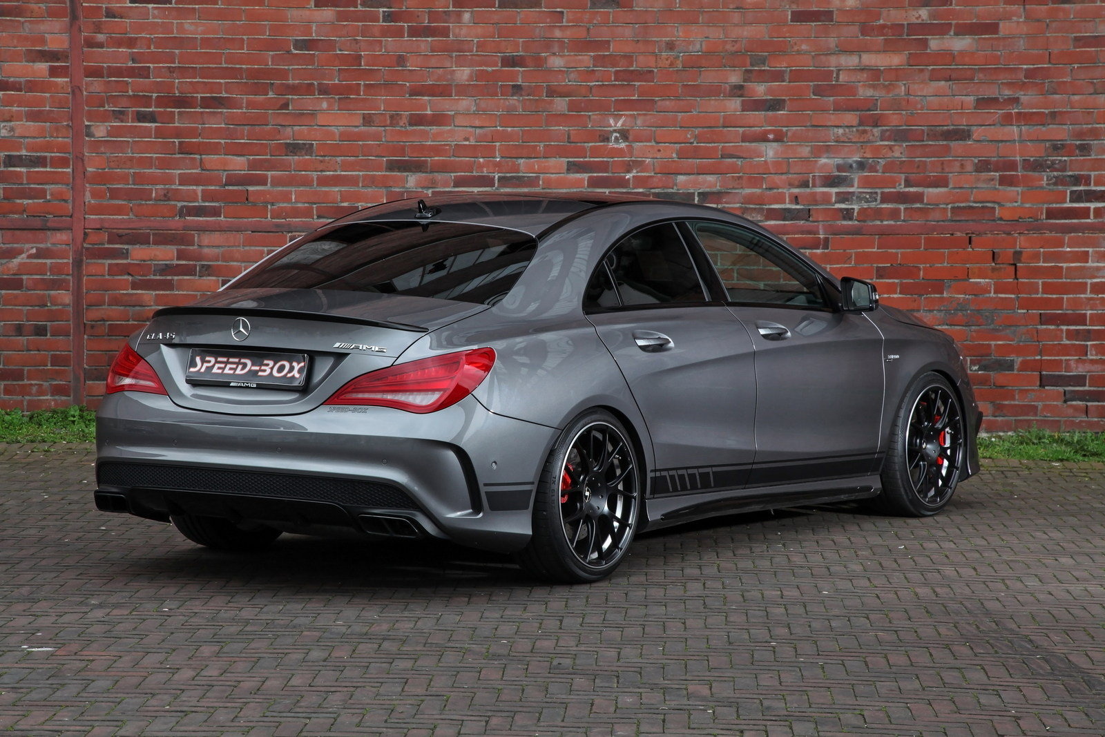 2016 mercedes amg cla45 by schmidt revolution picture 686347 car review top speed. Black Bedroom Furniture Sets. Home Design Ideas