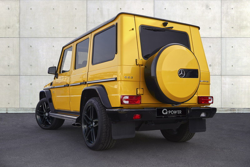 2016 Mercedes-AMG G63 By G-Power High Resolution Exterior - image 684840