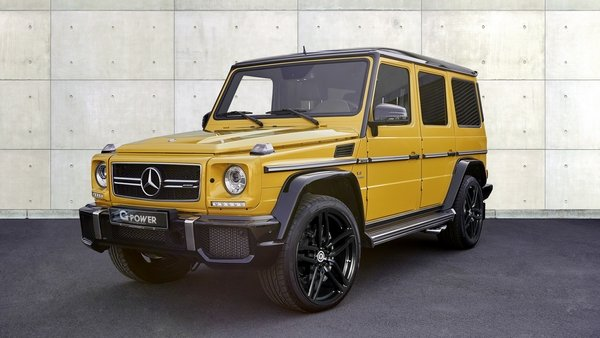Mercedes-AMG G63 By G-Power