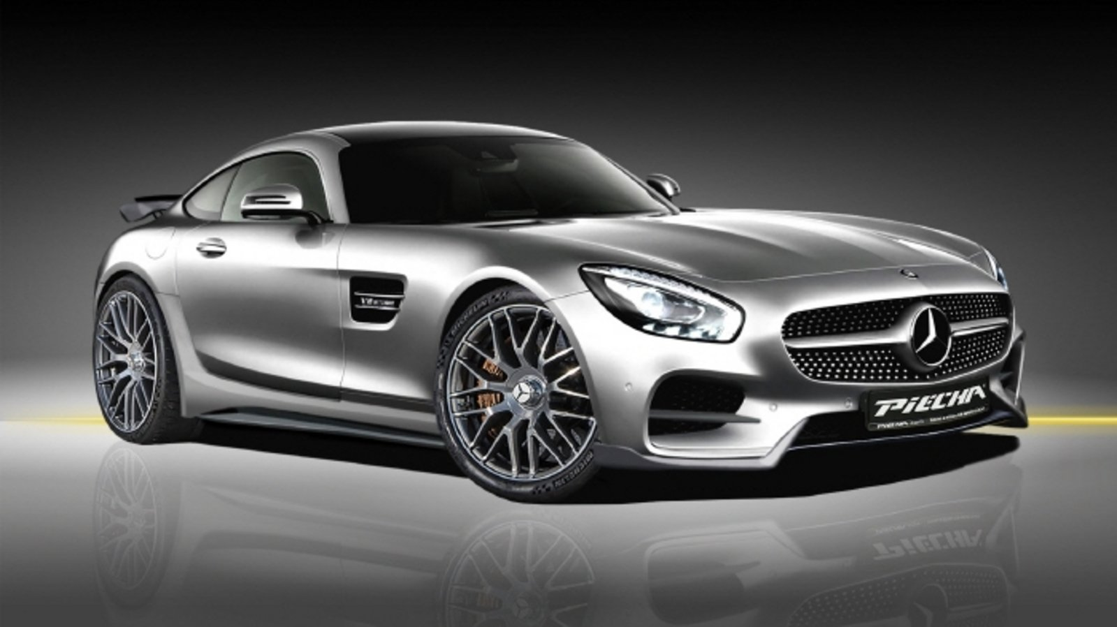 2016 mercedes amg gt s rsr by piecha design review top speed. Black Bedroom Furniture Sets. Home Design Ideas