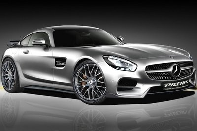 2016 Mercedes-AMG GT S RSR By Piecha Design - image 685165