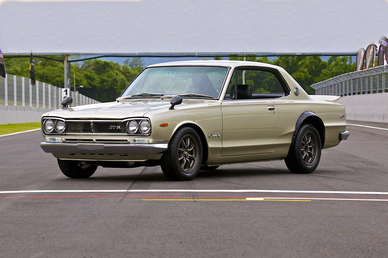 1972 Nissan Skyline GT-R Hakosuka High Resolution Exterior - image 684292