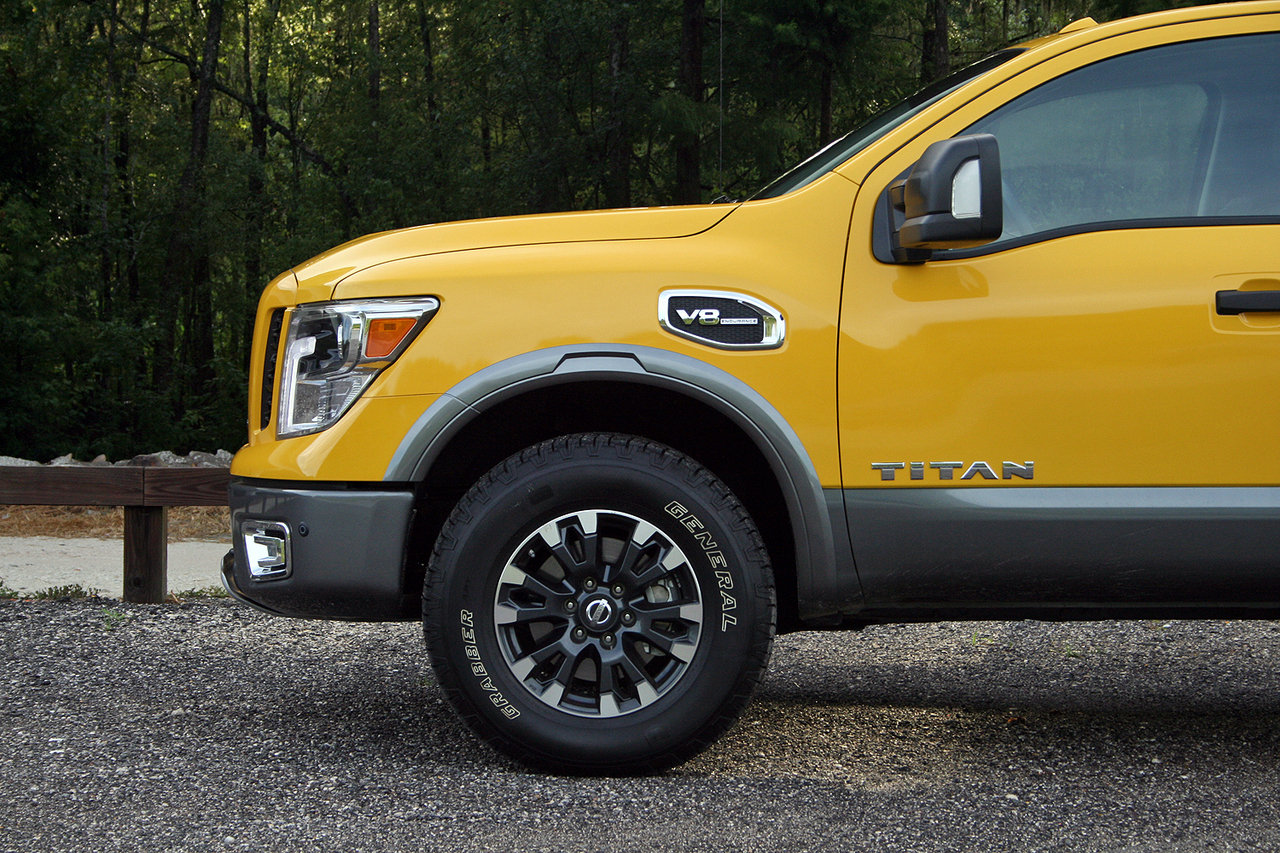 2017 nissan titan pro 4x driven picture 685207 truck review top speed. Black Bedroom Furniture Sets. Home Design Ideas