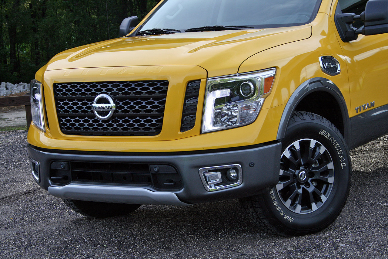 2017 nissan titan pro 4x driven picture 685209 truck review top speed. Black Bedroom Furniture Sets. Home Design Ideas