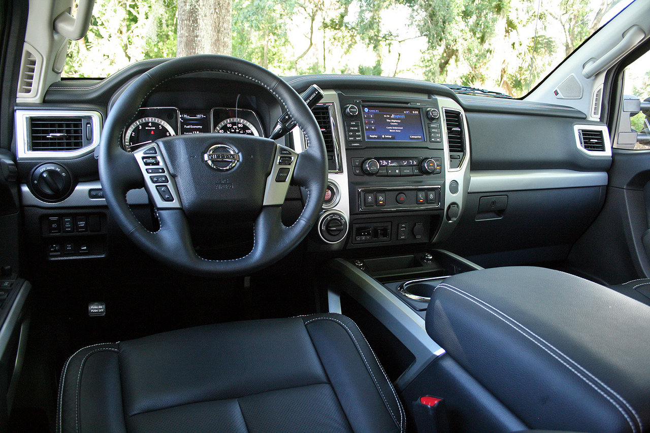 2017 nissan titan pro 4x driven picture 685394 truck review top speed. Black Bedroom Furniture Sets. Home Design Ideas