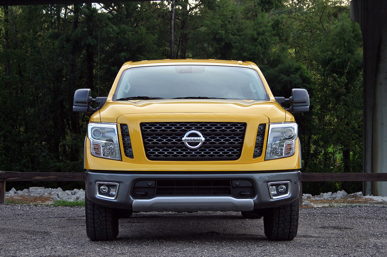 2017 nissan titan pro 4x driven picture 685205 truck review top speed. Black Bedroom Furniture Sets. Home Design Ideas