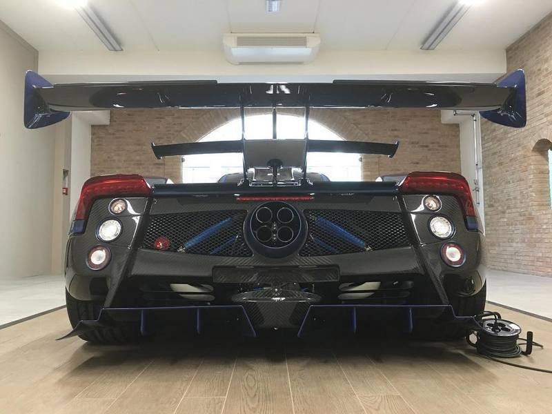 2016 Pagani Zonda by Mileson High Resolution Exterior - image 684950