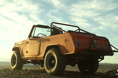 Petrolicious Captures the Joy of Jeepster Ownership: Video