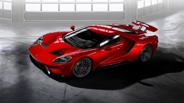 Capable Of An Exceptional Top Speed Fords All New Supercar Is Designed And Optimised For Track Performance To Honour Its Racing Heritage