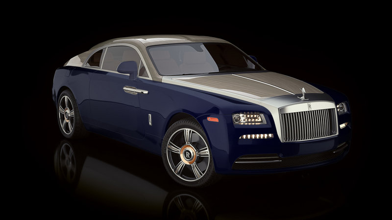 Rolls-Royce Wraith Reviews, Specs & Prices - Top Speed