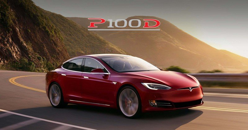 Tesla Model S Gets Upgraded Battery Pack; Now as Fast as LaFerrari and Porsche 918 Spyder