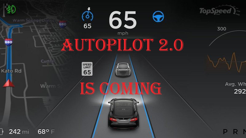 Tesla's Autopilot is About to get a Serious Hardware Update
