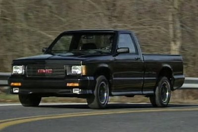 The 1992 GMC Sonoma GT is Old-School Cool: Video