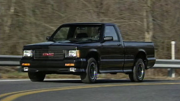 Double Cab Pickup Trucks >> The 1992 GMC Sonoma GT Is Old-School Cool: Video | truck News @ Top Speed
