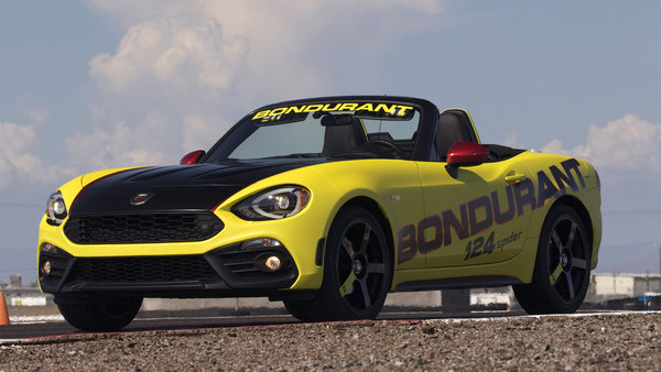 the abarth track experience is making a comeback - DOC685599