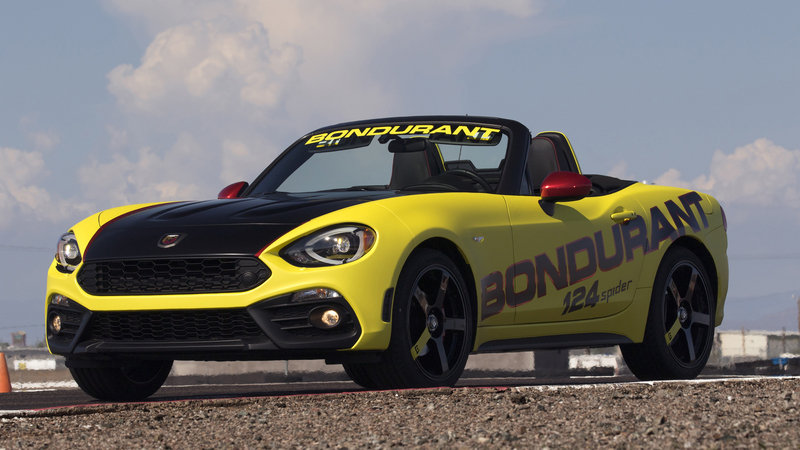 The Abarth Track Experience is Making a Comeback