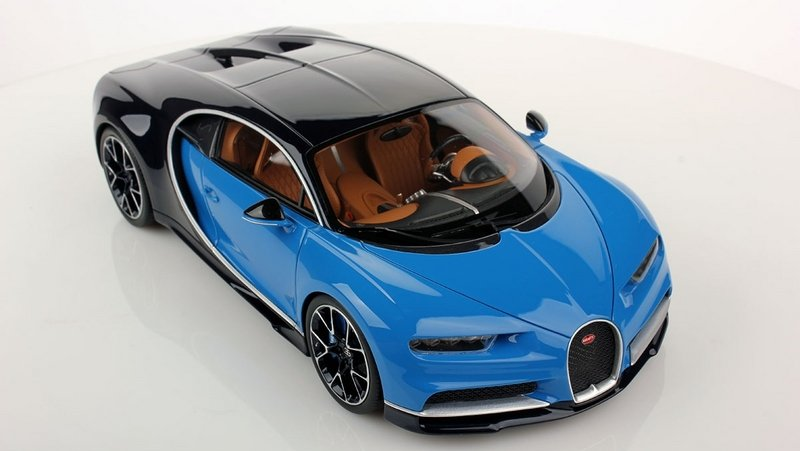 This Is the Bugatti Chiron You Can Probably Afford