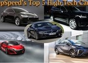 TopSpeed's Top 5 High-Tech Cars - image 684240