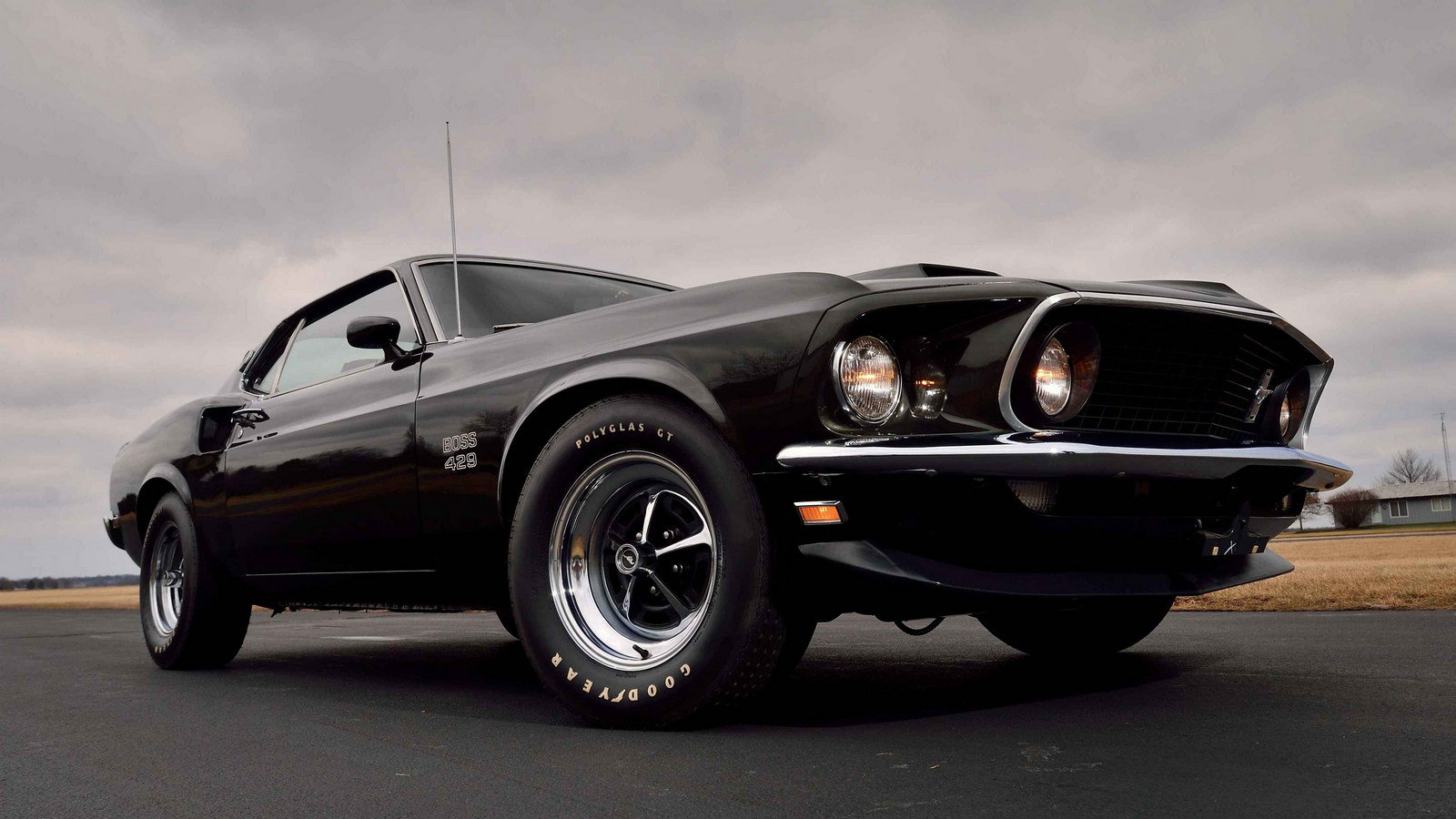 1969 ford mustang boss 429 review top speed. Black Bedroom Furniture Sets. Home Design Ideas