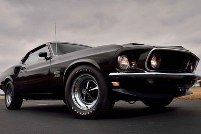 1969 Ford Mustang Boss 429 Top Speed