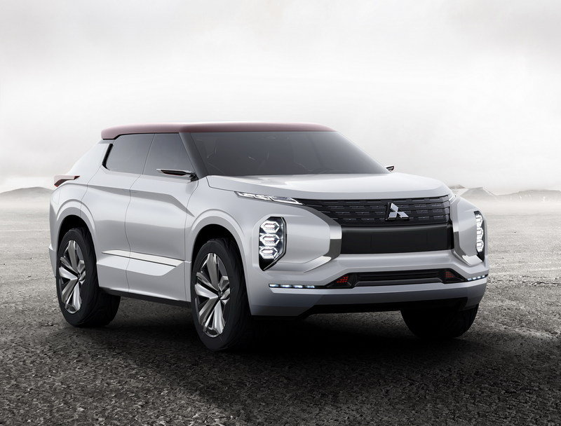 2016 Mitsubishi GT-PHEV Concept High Resolution Exterior - image 688338