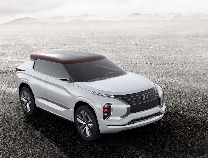2016 Mitsubishi GT-PHEV Concept High Resolution Exterior - image 688339