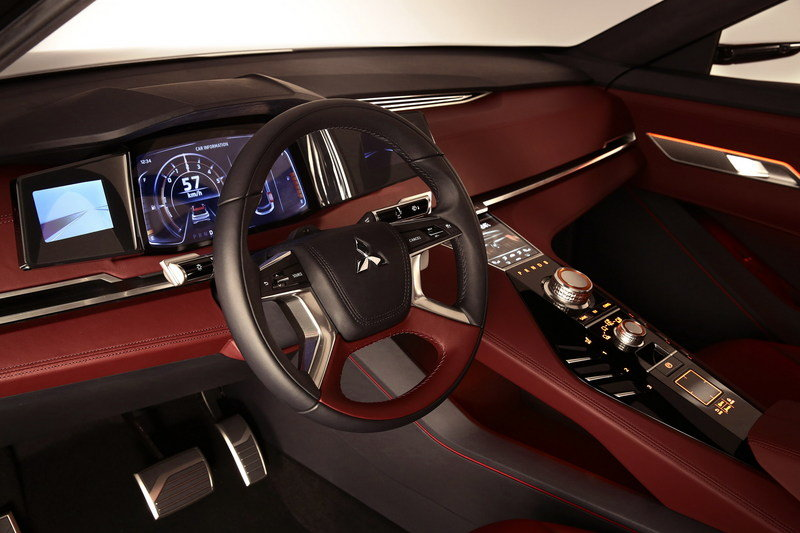 2016 Mitsubishi GT-PHEV Concept High Resolution Interior - image 689982