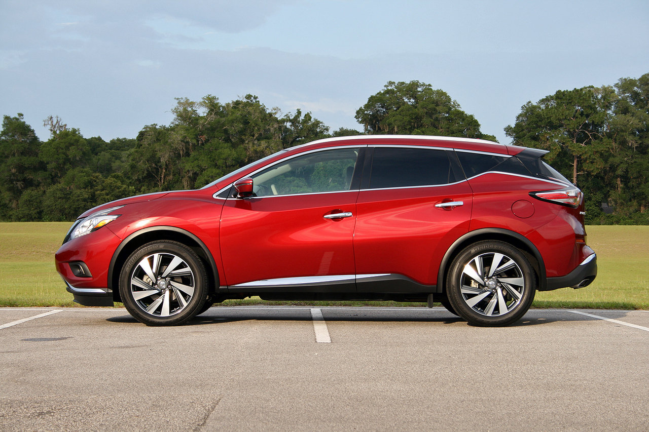2016 nissan murano driven picture 687617 car review top speed. Black Bedroom Furniture Sets. Home Design Ideas
