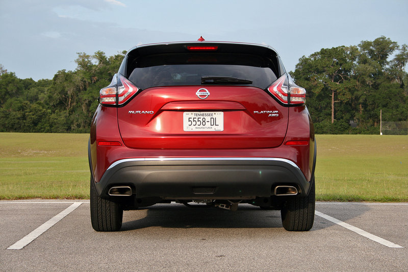 2016 Nissan Murano – Driven High Resolution Exterior - image 687619