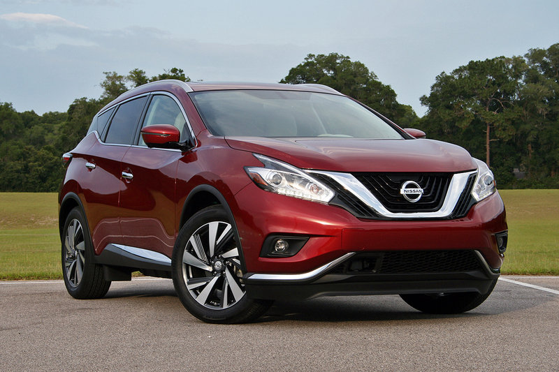 2016 Nissan Murano – Driven High Resolution Exterior - image 687622
