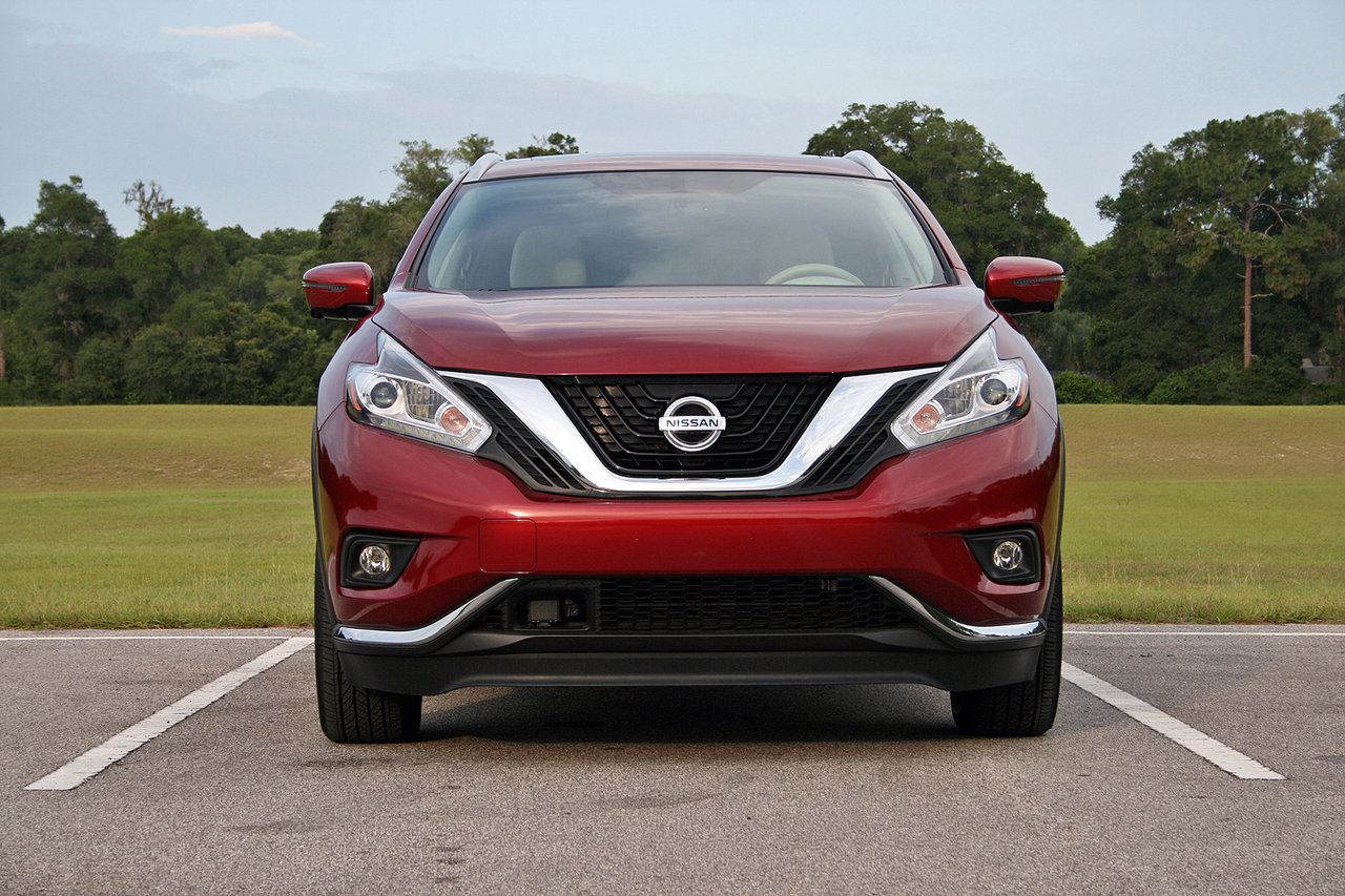 2016 nissan murano driven picture 687623 car review top speed. Black Bedroom Furniture Sets. Home Design Ideas