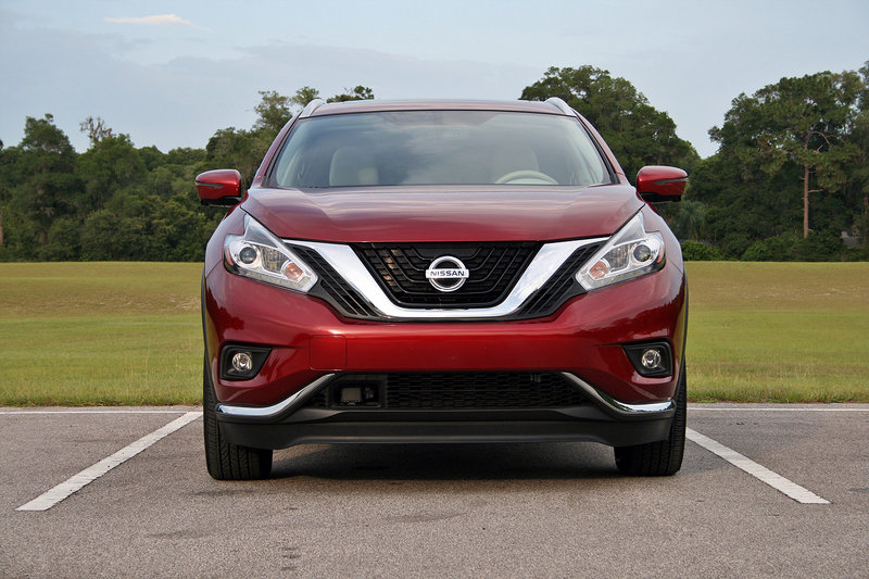2016 Nissan Murano – Driven High Resolution Exterior - image 687623