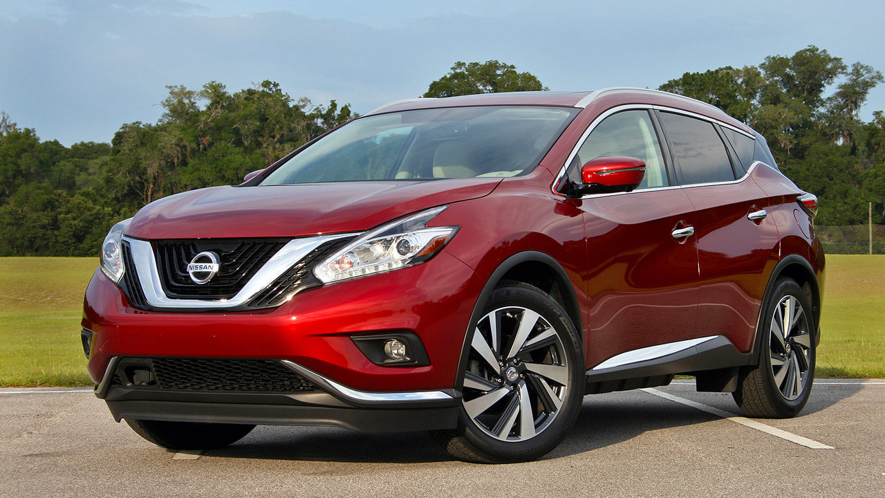 2016 nissan murano driven picture 687616 car review for Garage nissan paris