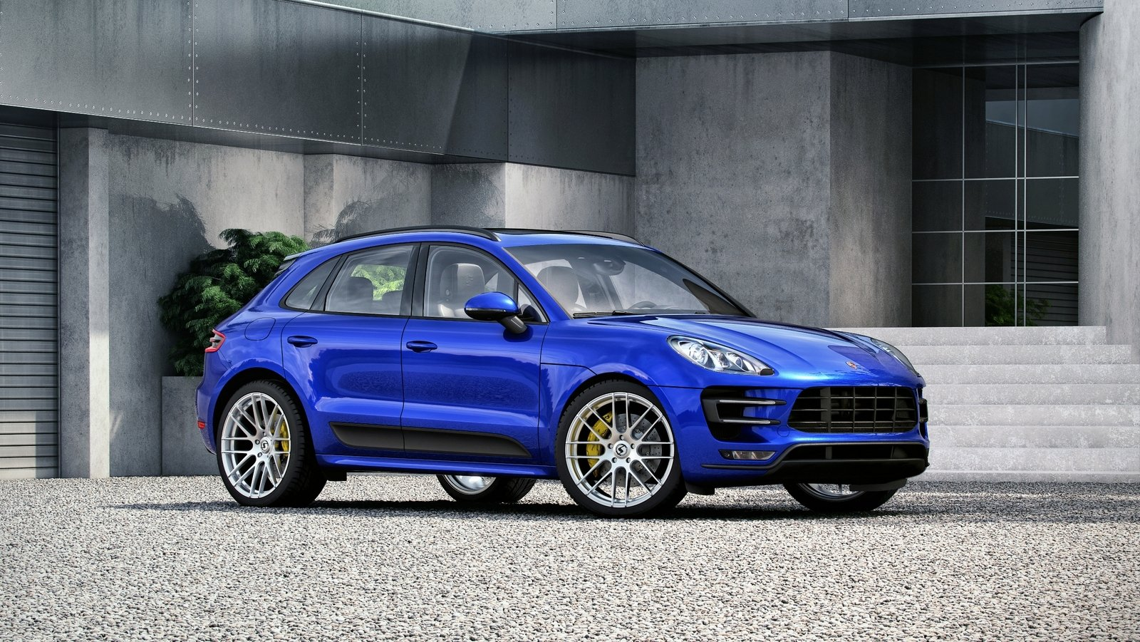 2016 porsche macan turbo by wimmer rs review top speed. Black Bedroom Furniture Sets. Home Design Ideas