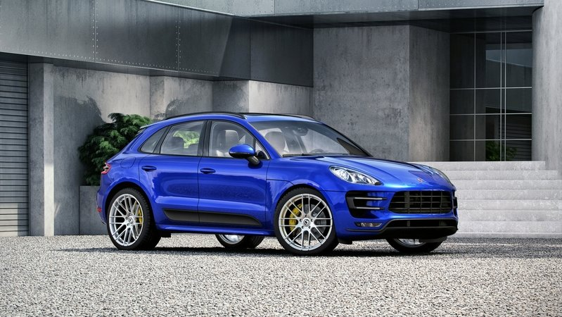 2016 Porsche Macan Turbo By Wimmer RS