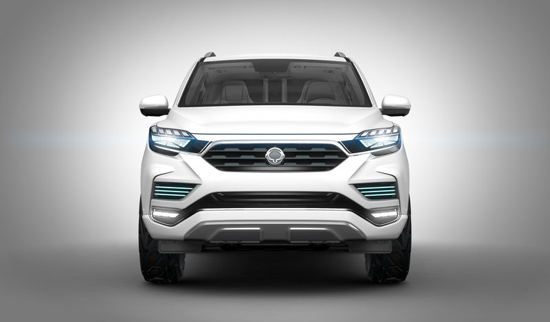 2016 SsangYong LIV-2 High Resolution Exterior - image 690189