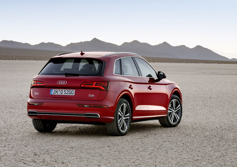 2017 Audi Q5 High Resolution Exterior - image 690296