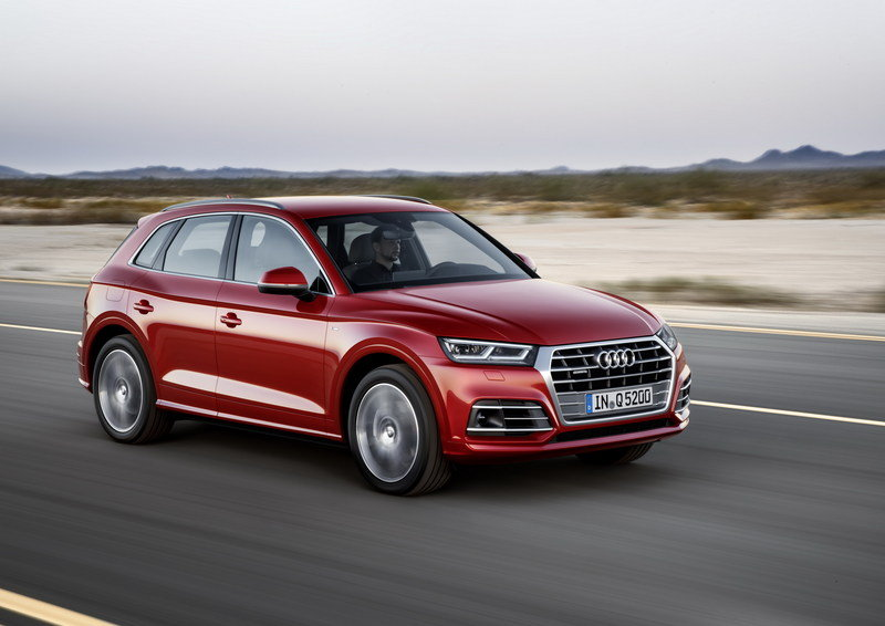2017 Audi Q5 High Resolution Exterior - image 690299