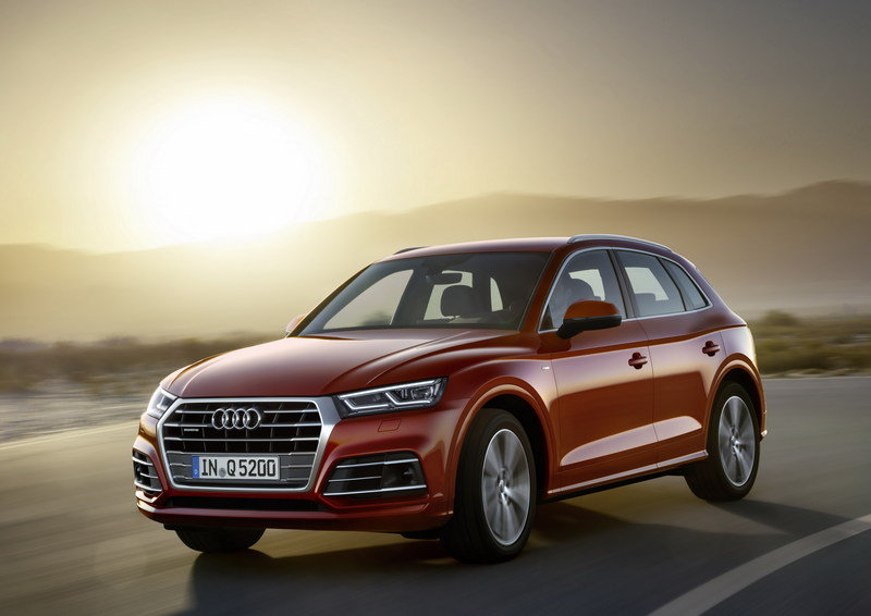 2017 Audi Q5 High Resolution Exterior - image 690302