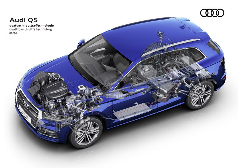 2017 Audi Q5 High Resolution Drivetrain - image 690266