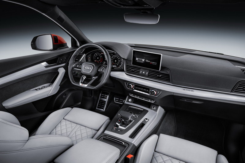 2017 Audi Q5 High Resolution Interior - image 690306