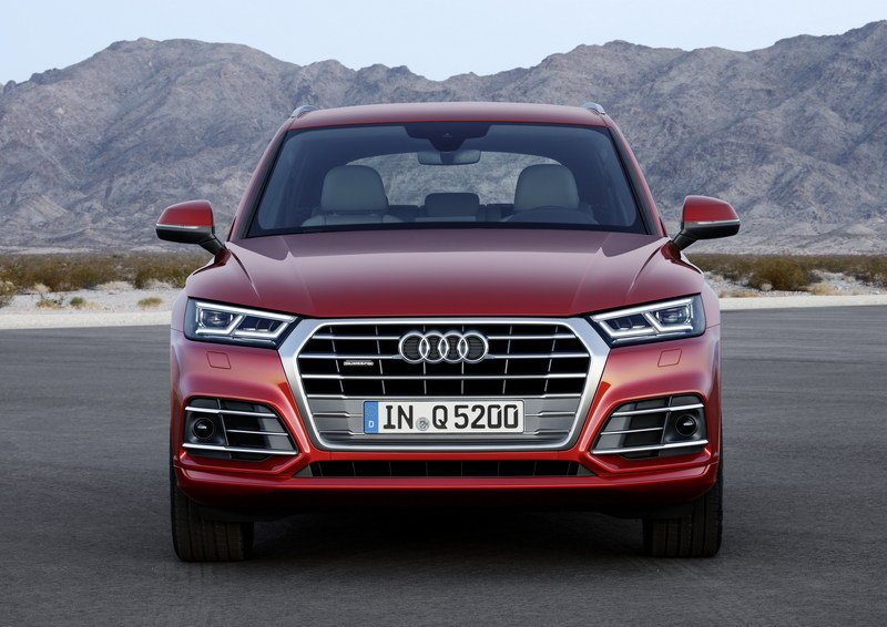 2017 Audi Q5 High Resolution Exterior - image 690308