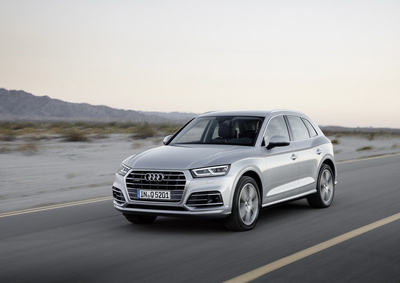 2017 Audi Q5 High Resolution Exterior - image 690315